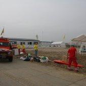 NRB bij veiligheidsdag 2016 in Noordwijk.