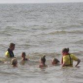 Tweede muizwem cursus bij Post 1 van de NRB