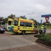Man struikelt over stoeprand Hoorneslaan Katwijk