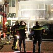Middelbrand Prins Bernhardstraat Noordwijk