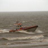 Grote zoekactie naar vermiste personen op zee