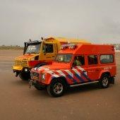 Inzet NRB tijdens EK en Wk Hobie Cat in Noordwijk