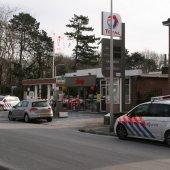 Overval tankstation Total Noordwijkerhout