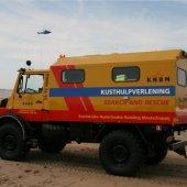 Grote zoekactie naar vermiste persoon  op zee Katwijk