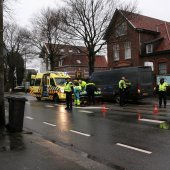 Scooterrijder gewond na aanrijding bestelwagen Sassenheim