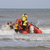 Examen voor schippers WK Lifesaving 2016