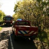 Duinbrand thv de Fazantenslag Noordwijk
