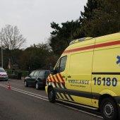 Ongeval Zwarteweg Noordwijk