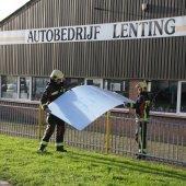 Stormschade Smelterij Noordwijkerhout