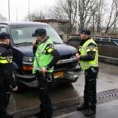 Ongeval meerdere voertuigen A44 op de Kaagbrug